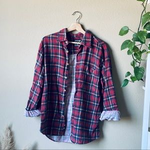 90s red flannel